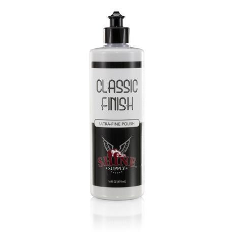 Classic Finish | Shine Supply