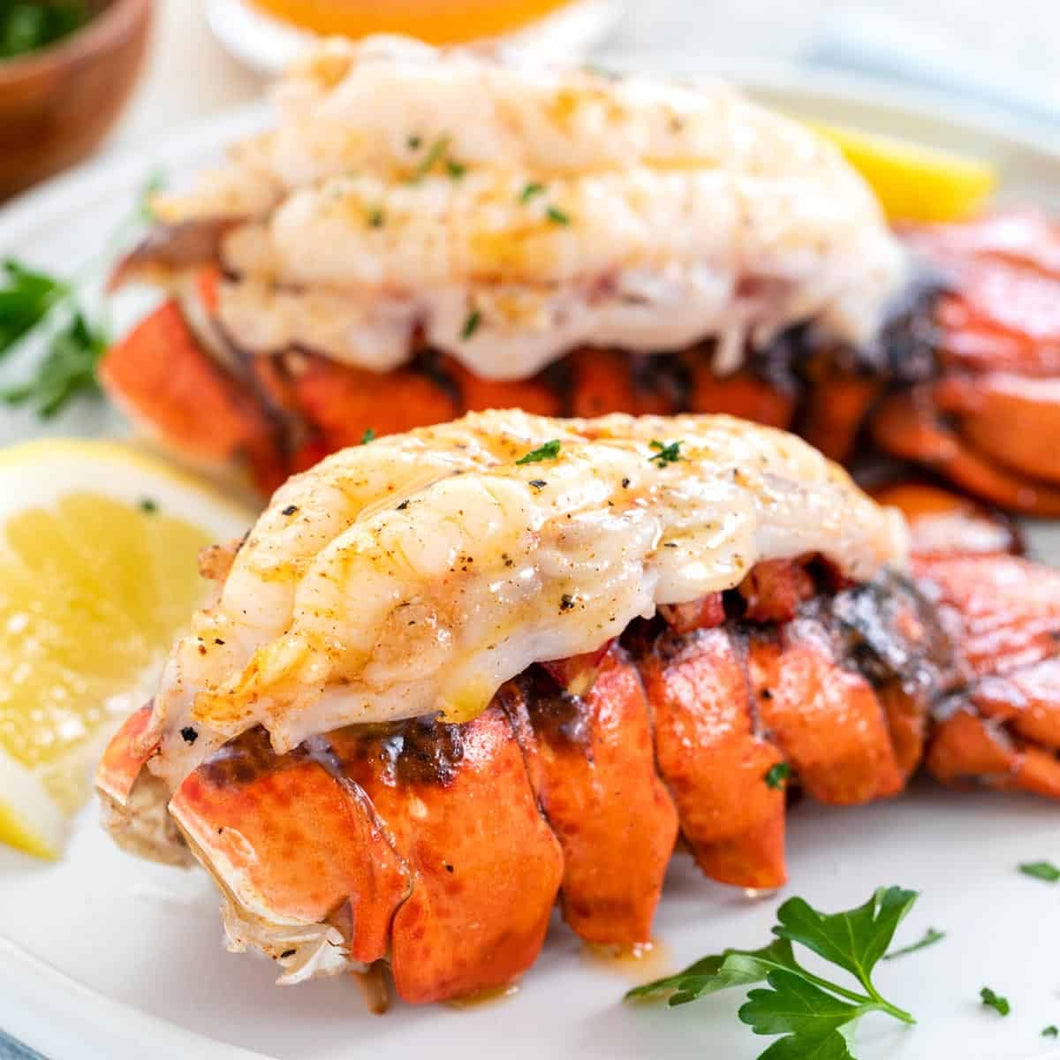 10 Maine Lobster Tails