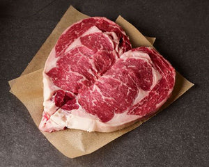 6 USDA Prime Boneless Center Cut NY Strip Dry Aged Steaks