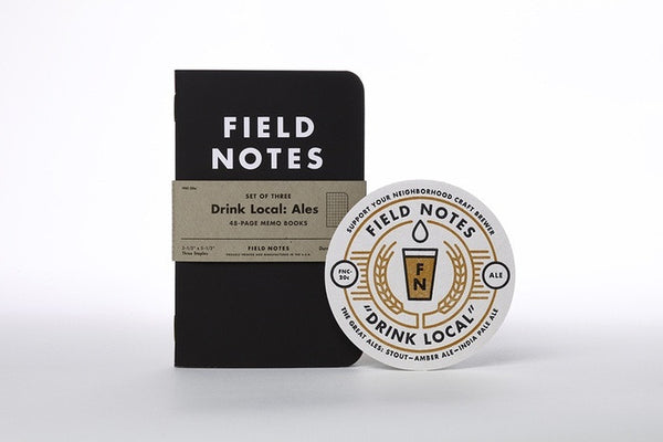 Field Notes - Ale Notebook