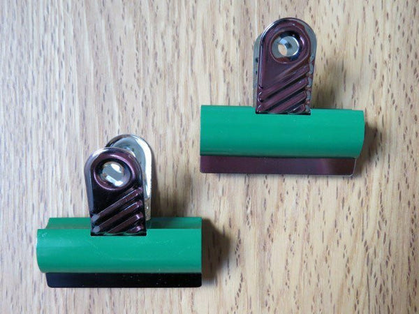 Green Bulldog Clips - Tech Studios