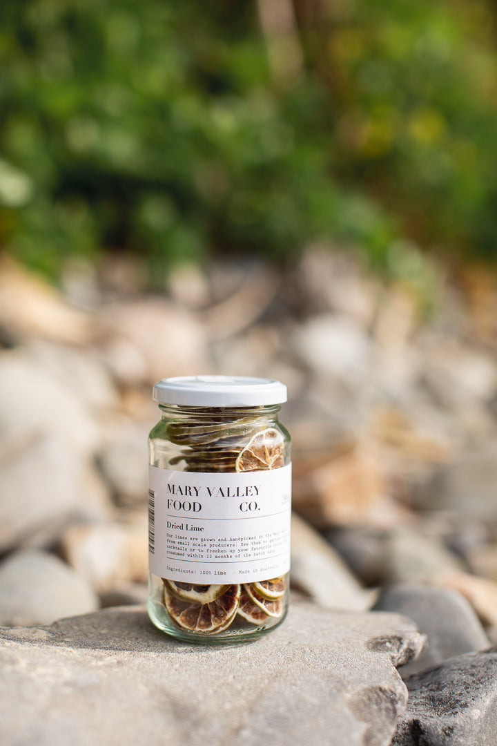 Dried Lime by Mary Valley Food Co. | Included in The Hastings Gift Box for Him by Noosa Gift Co.