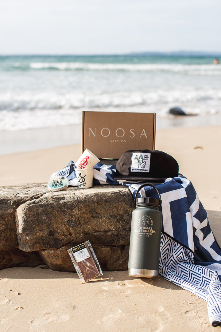 The Surfer Large | Gift Boxes for him online by Noosa Gift Co.