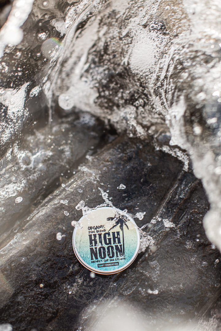 Skin Toned Organic Zinc by High Noon | Noosa Gift Co. Gift Boxes for him