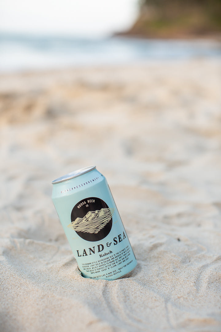 Land & Sea Kolsch Beer | The Granite Gift Box for him Noosa Gift Co.