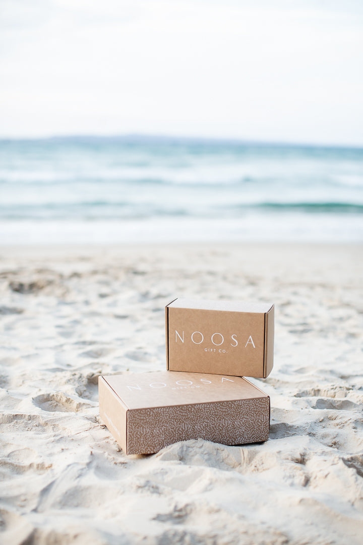 Noosa Gift Co.'s Luxe Eco Parcelling | Noosa Gift Boxes online