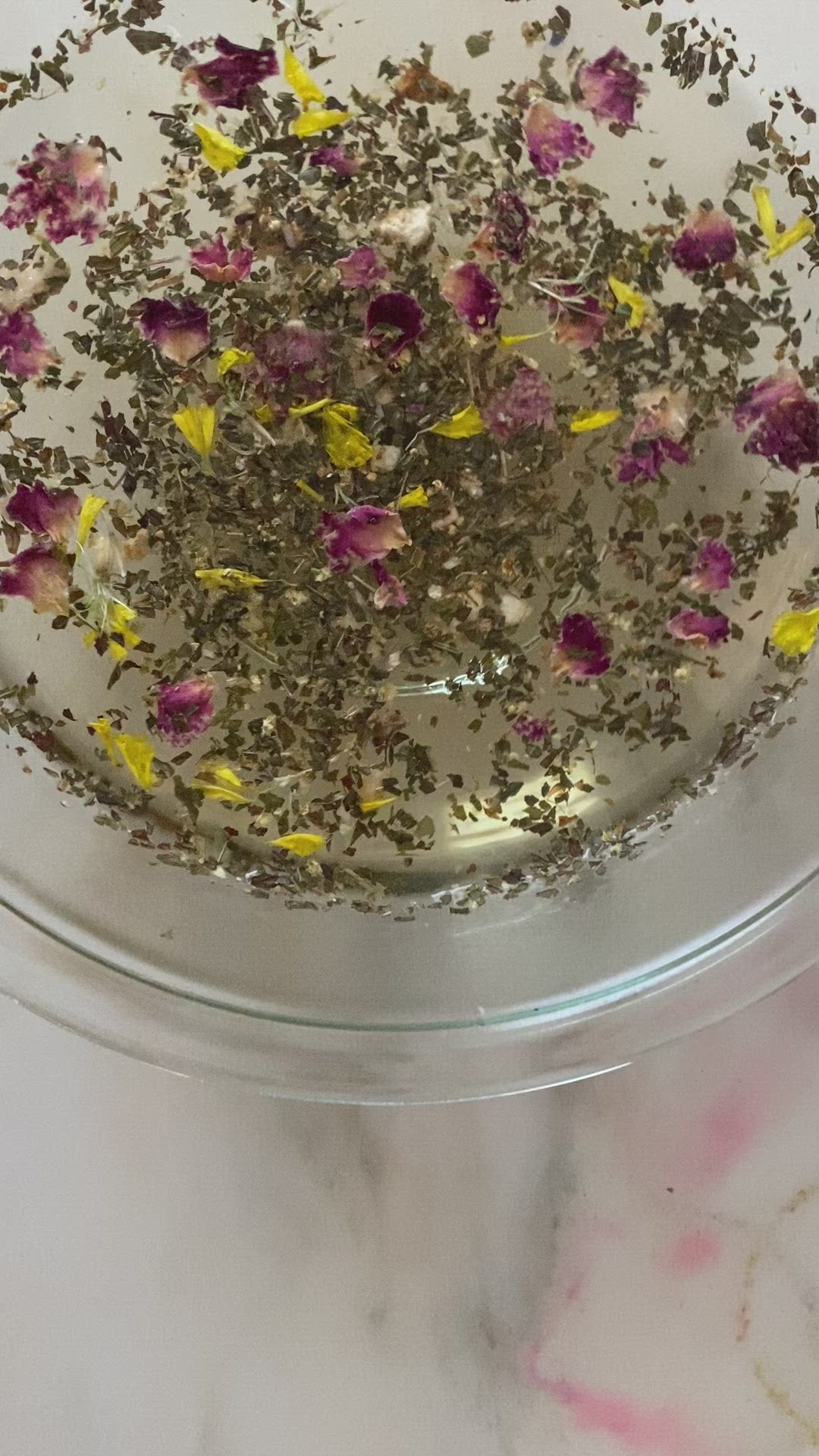 Calming Rose Floral Facial Steamer