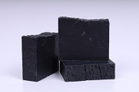 Dad's Soap: Chamomile & Aloe Charcoal Soap