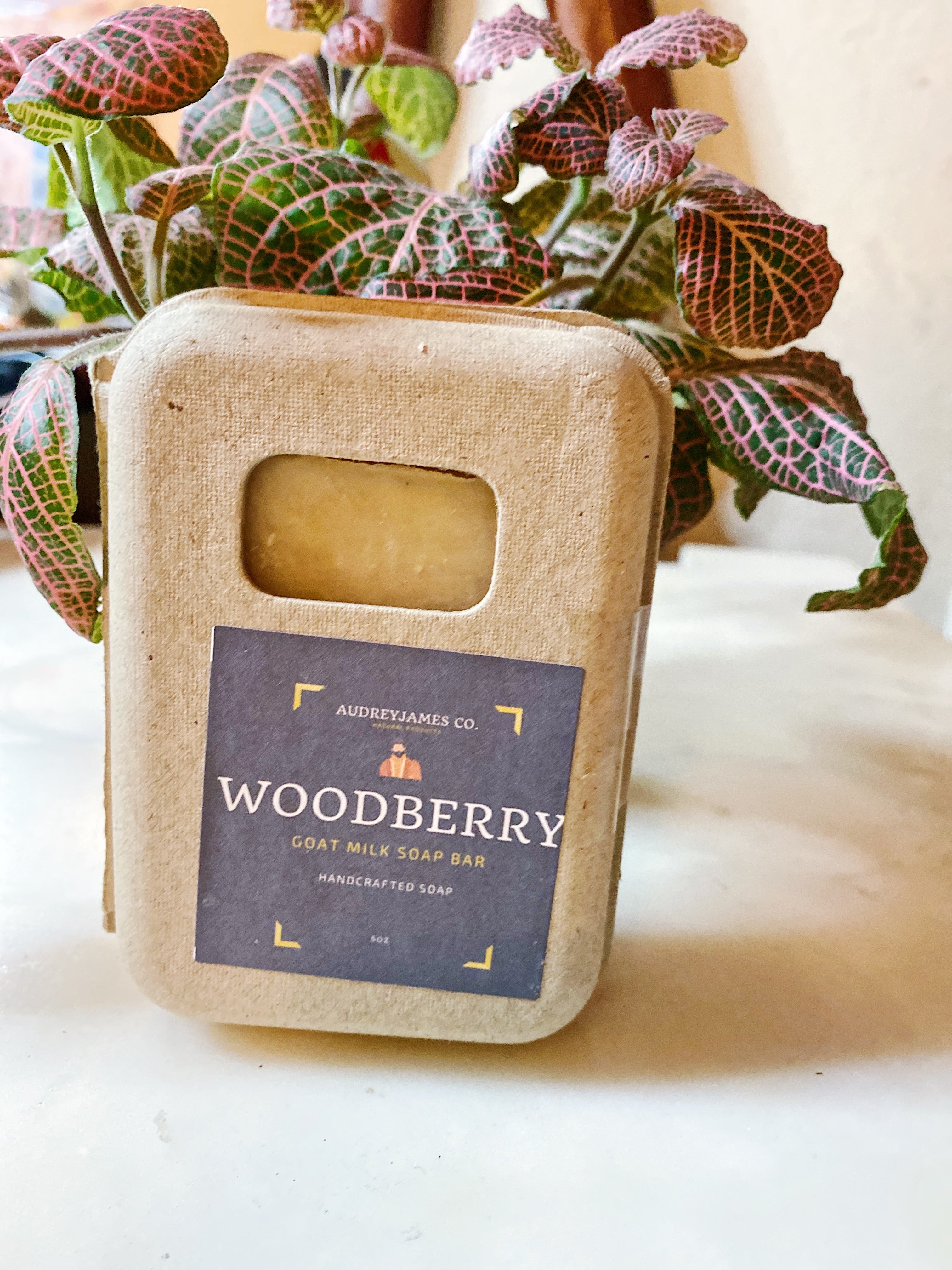 Woodberry Goat Milk Soap
