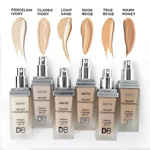 DB Matte Found Nude Beige 30ml