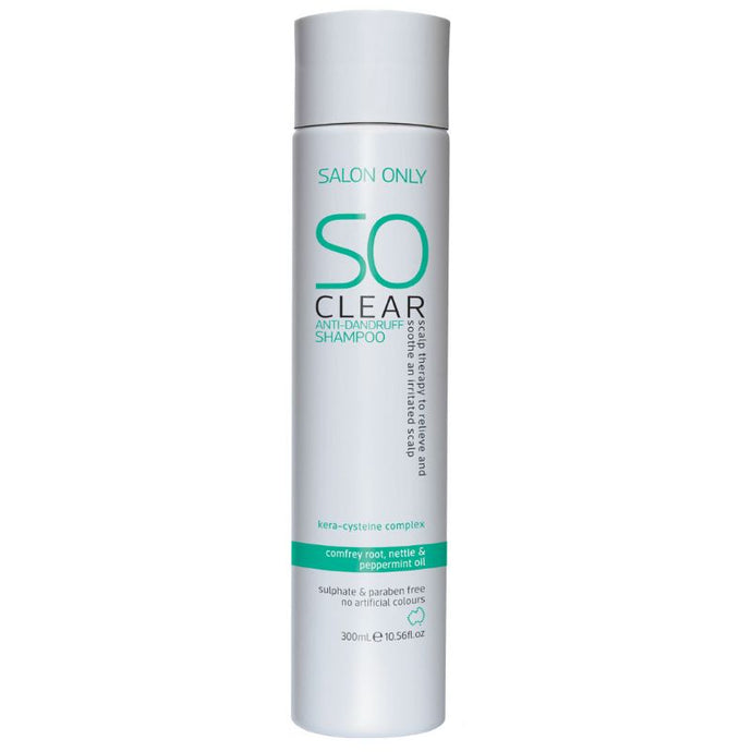SO Clear Shampoo 300ml