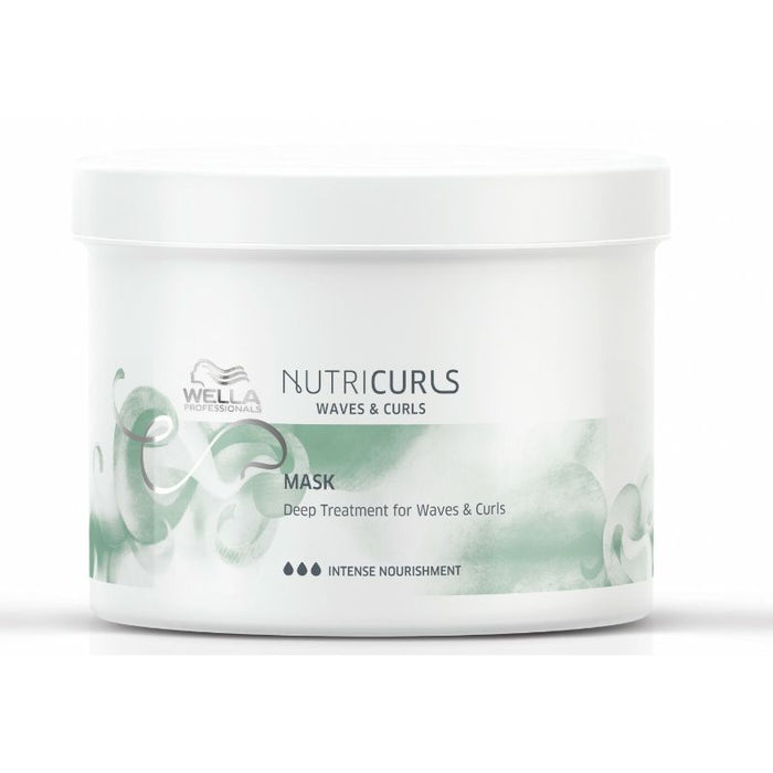 WELL Nutricurls Mask 500ml