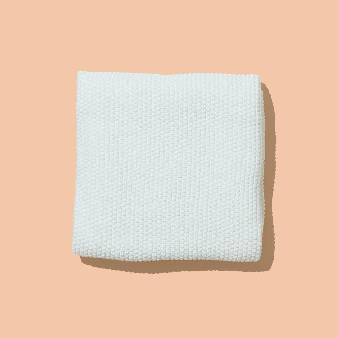 Knitted Baby Blanket (Personalisable)