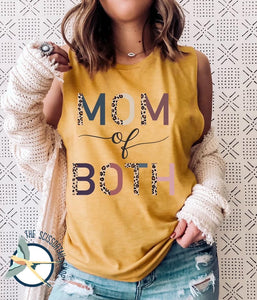 Mom of Both Shirt