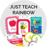 Just Teach Rainbow