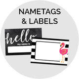Nametags and Labels