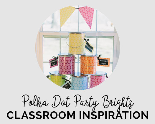 Polka Dot Party Brights