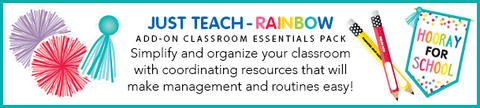 Just Teach - Rainbow