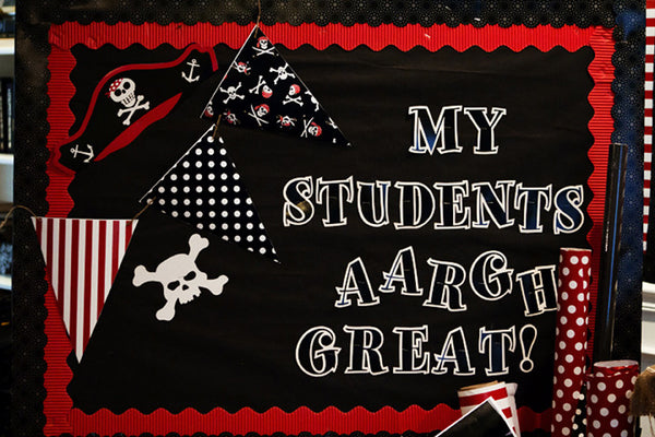 Pirate Pennants {UPRINT}