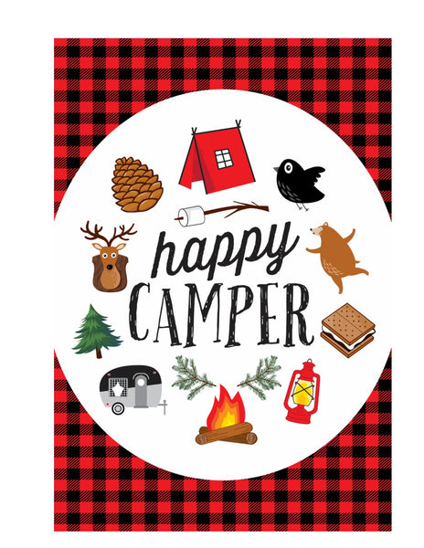 Happy Camper - Posters!
