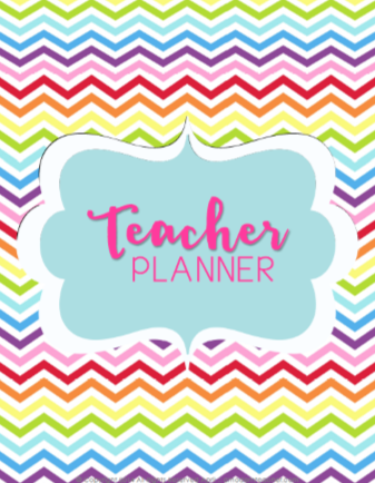 Chevron - {DIGITAL PLANNER and ORGANIZER}