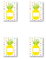 Pina Colada Pineapple - Pineapple Name Cards {UPRINT}