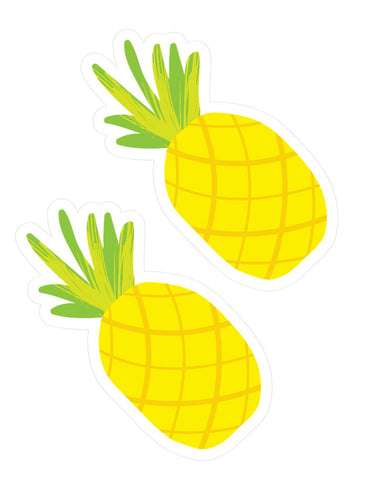 Pina Colada Pineapple - 5 Inch Cutouts {UPRINT}
