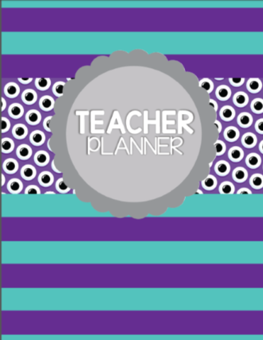 Monster Mania - {DIGITAL PLANNER and ORGANIZER}