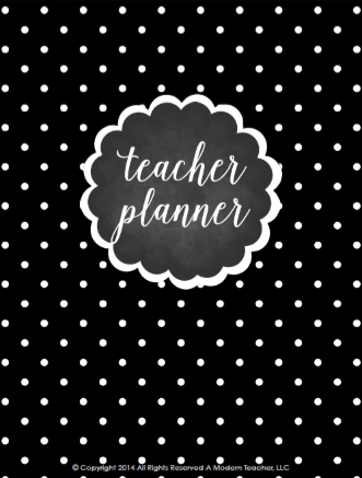 Polka Dot - {DIGITAL PLANNER and ORGANIZER}