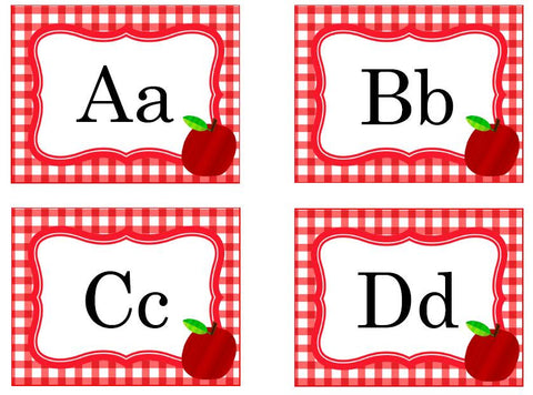 Teacher's Pet Word Wall Labels {UPRINT}