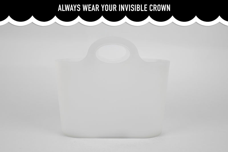 Always Wear Your Invisible Crown {12 pack}