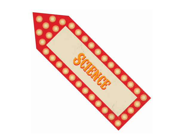 Vintage Circus - Learning Target Signs {UPRINT}