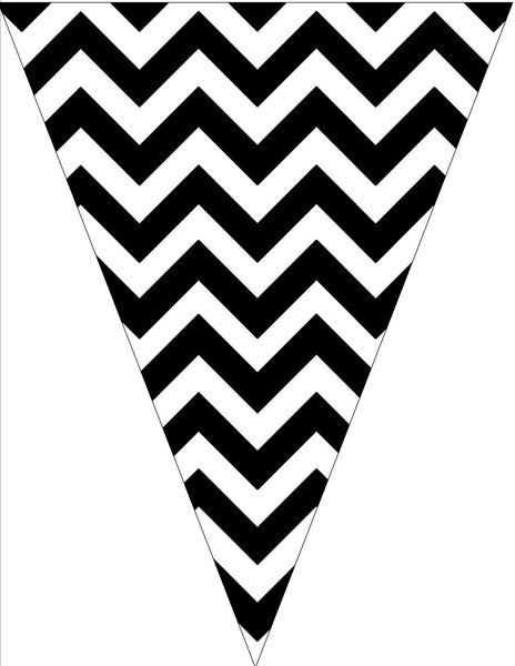 Chevron Chic - Black