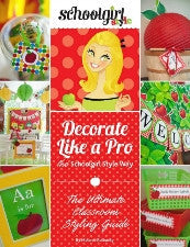 Decorate Like a Pro the Schoolgirl Style Way!