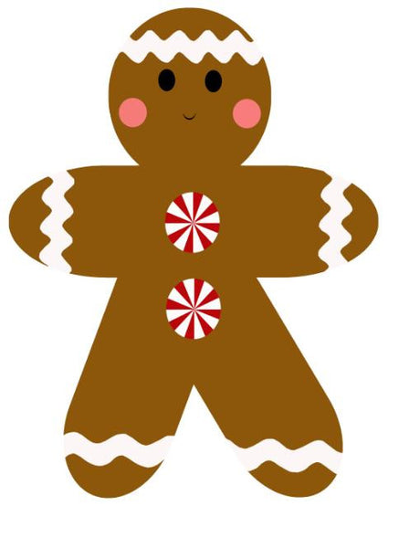 Holiday Gingerbread Party