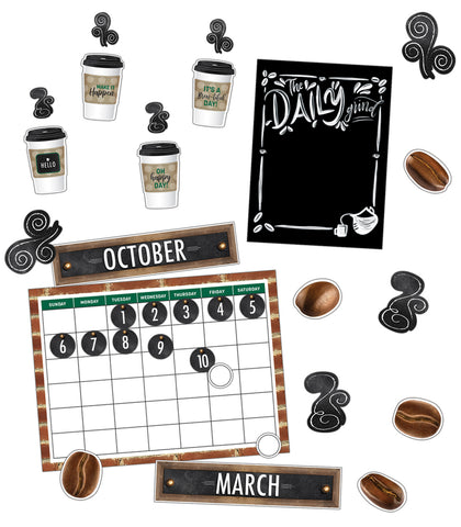 Industrial Cafe Calendar Set {U PRINT}