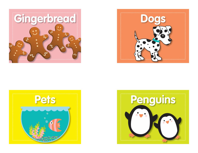 Schoolgirl Style - Just Teach Simply Stylish Tropical - Classroom Library Labels {U PRINT}