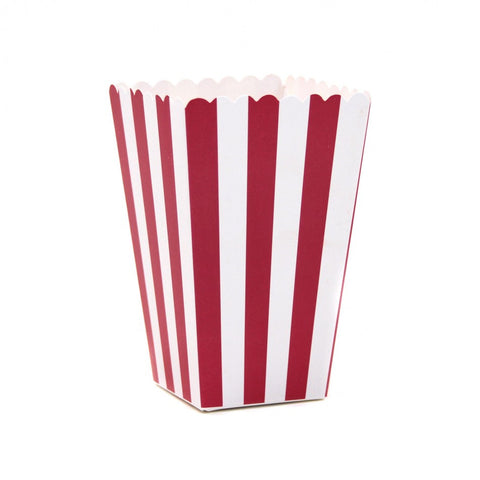 Popcorn Boxes - SET of 12