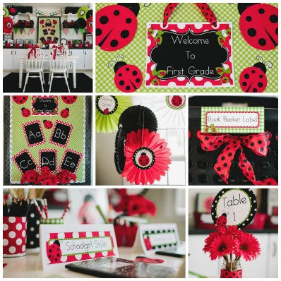 Lovely Ladybugs - Full Collection