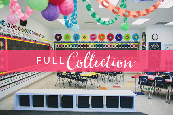 Color My Classroom Full Collection