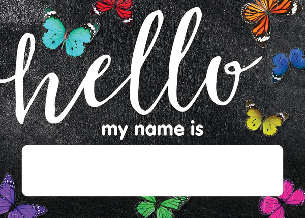 Woodland Whimsy Name Tags