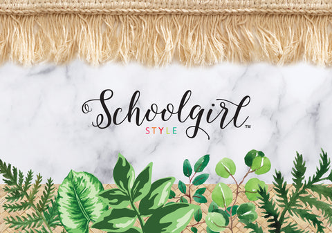 Schoolgirl Style - Simply Boho Full Collection {UPRINT}