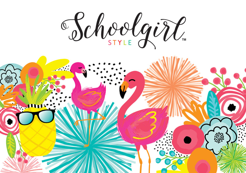 Schoolgirl Style - Simply Stylish Tropical Full Collection {U PRINT}