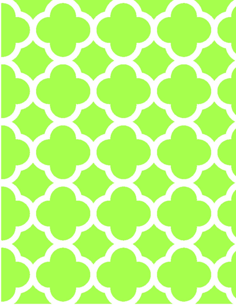 preppy nautical lime green and navy blue coordinating papers