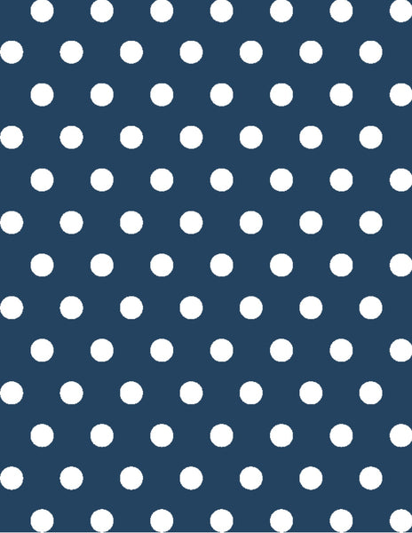 Preppy Nautical Red and Navy Blue Coordinating Papers