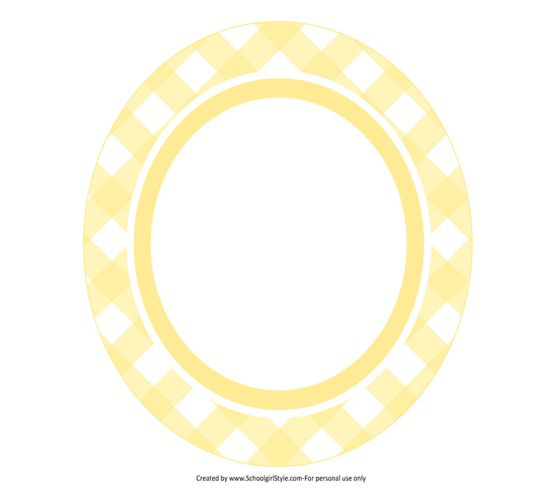 Hello! Sunshine Coral Table/Center Signs {UPRINT}