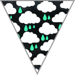Hello! Sunshine Mini Pennants {UPRINT}