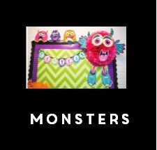 Monster Mania - Full Collection