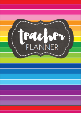Happy Rainbow - {DIGITAL PLANNER and ORGANIZER}