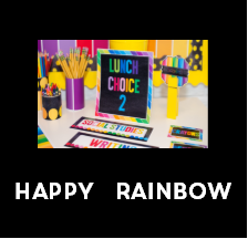 Happy Rainbow - Full Collection {UPRINT}